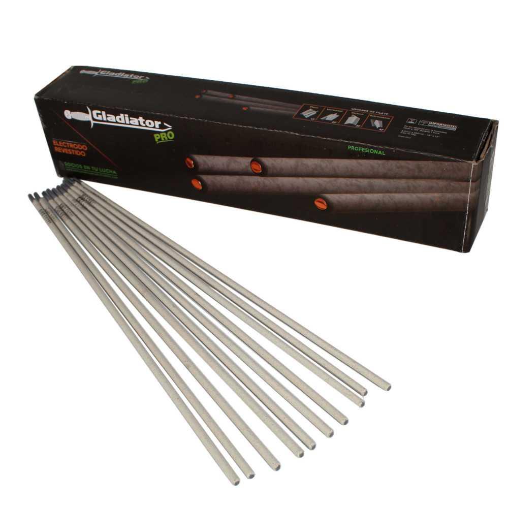 "Electrodo Soldadura E-6011 1/8"" 5 kg. EC8320 Gladiator MI-GLA-052351"