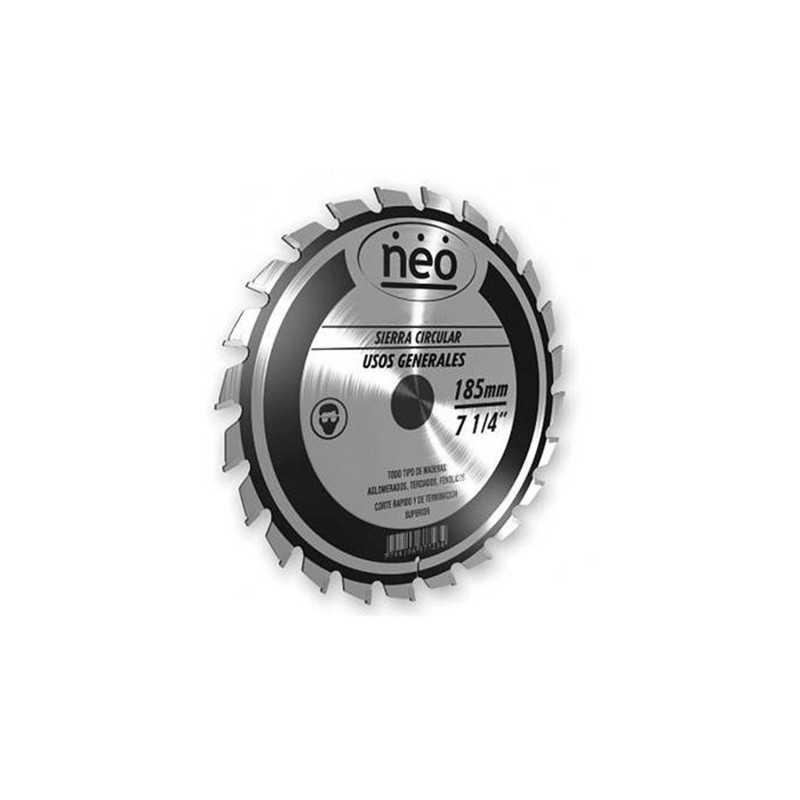 """Disco Sierra 10"""" 80 Dientes AS 7080 AW Neo MI-NEO-044489"""