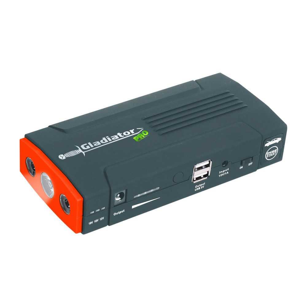 Cargador Partidor de Baterias Compacto 5000cc 12V AMF 8400/1 Gladiator MI-GLA-051467