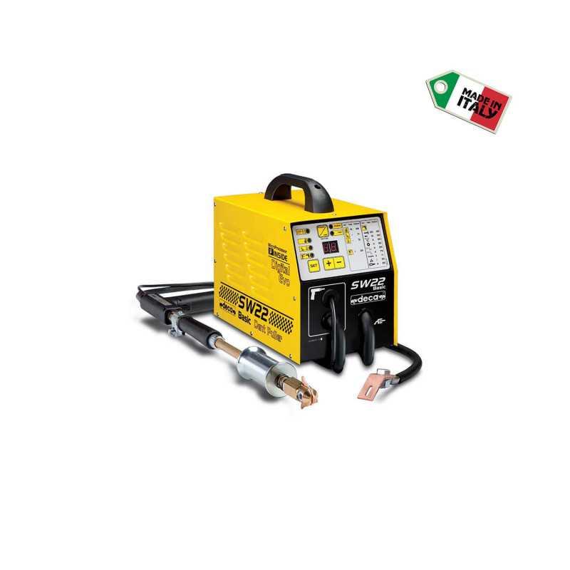 Soldadora mini spotter 400 -2200 Amp. sw22 275660 Deca MI-DCA-050509