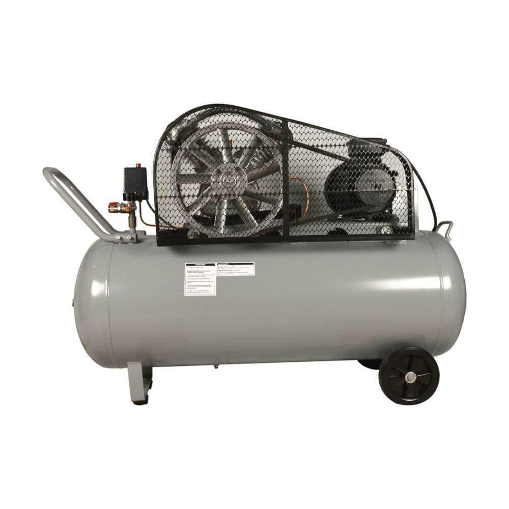 Compresor de aire 5,5HP, 250Lts. 380V. CEV55250 Everest MI-EVE-053167