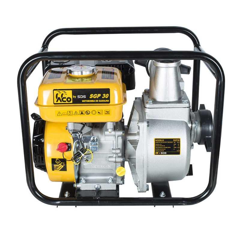 "Motobomba bencinera 3""x3"" 5.5 Hp SGP30L Sds Power MI-SDS-37664"
