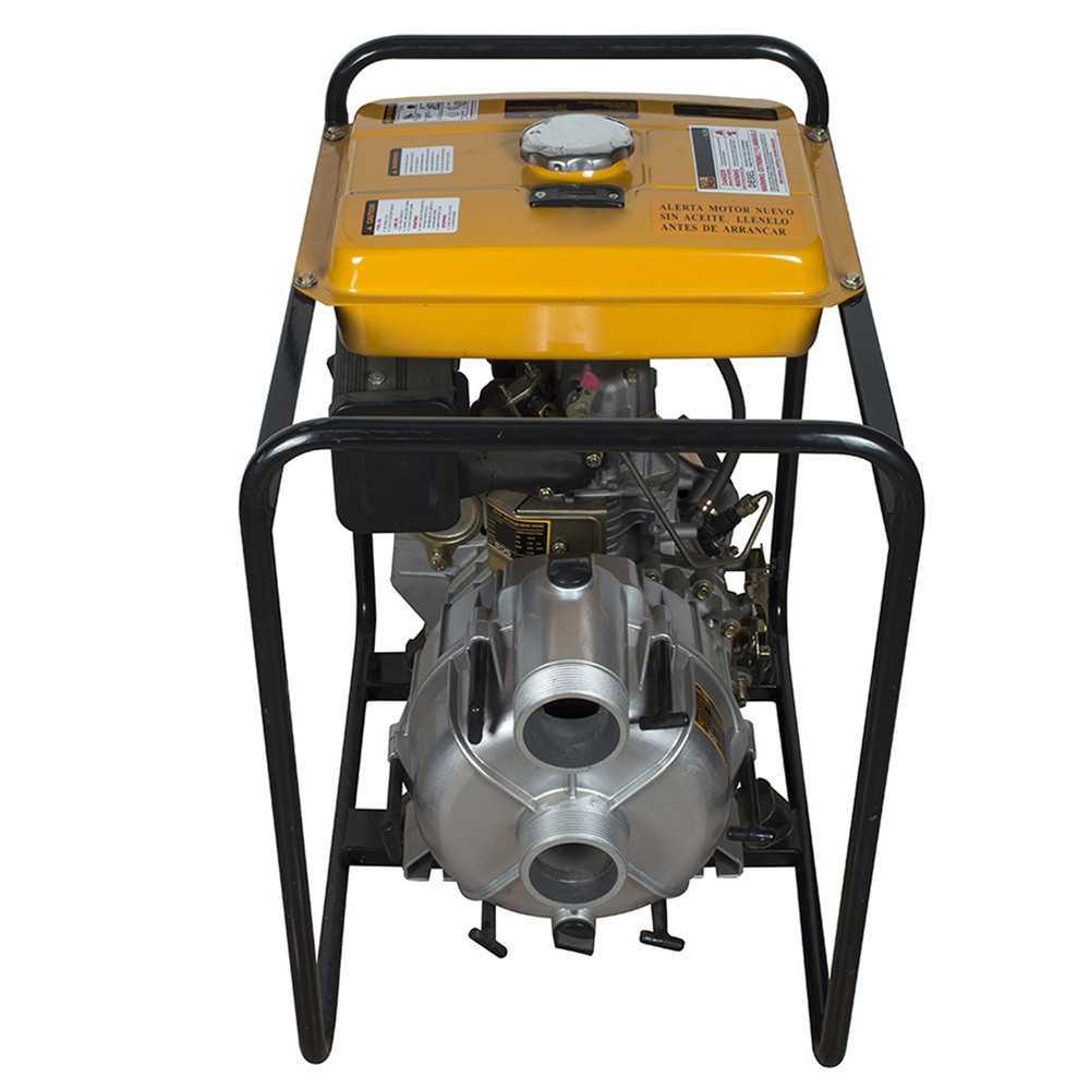 "Motobomba Diesel 3""x3"" 6 Hp Aguas sucias SDP30TL Sds Power MI-SDS-47394"