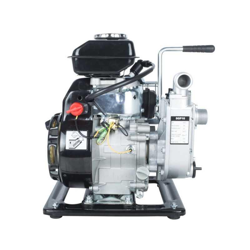 "Motobomba Bencinera 1""x1"" 2.5 Hp SGP10L Sds Power MI-SDS-48787"