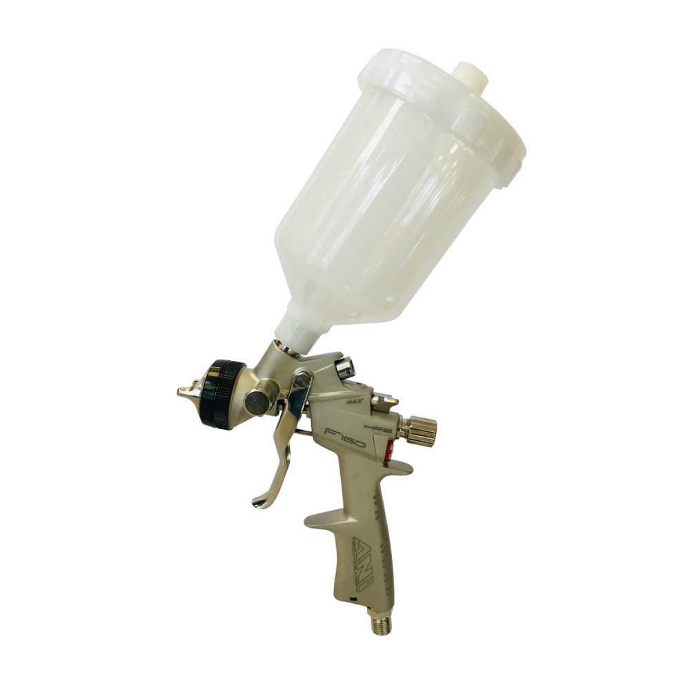Pistola DE PINTURA BOQUILLA 1.3mm 600CC. Ani MI-ANI-053016