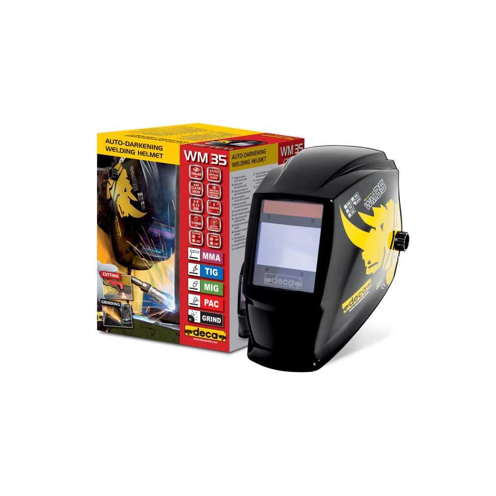Máscara para soldar FOTOSENSIBLE WM35 LCD 010377 Deca MI-DCA-052801
