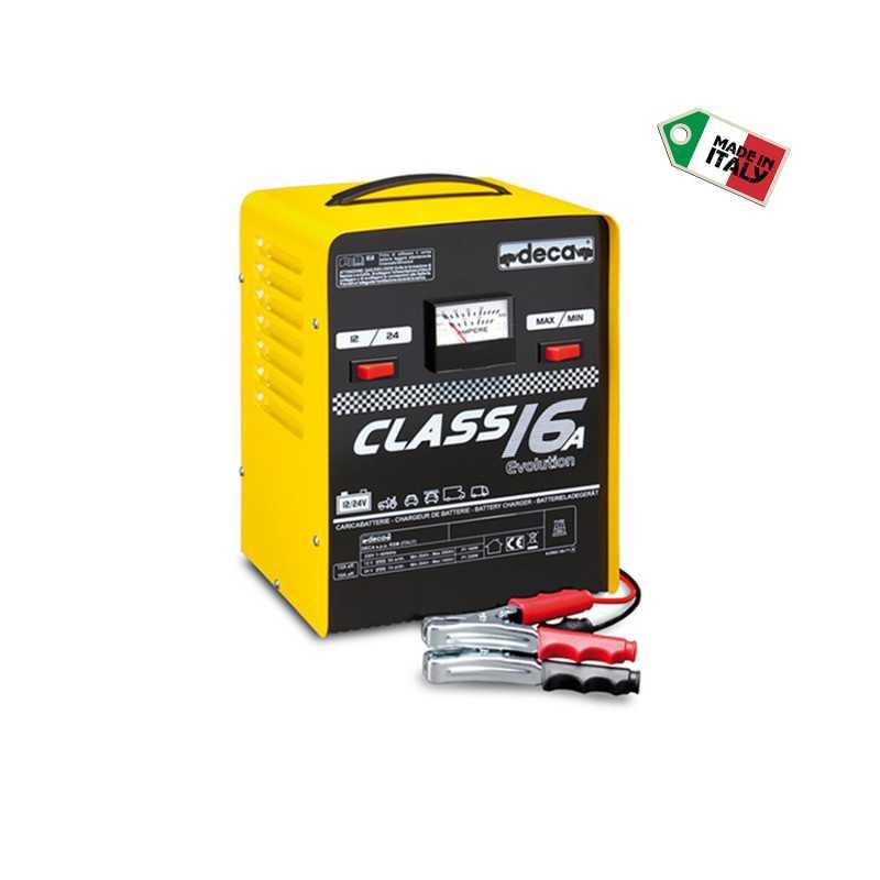 Cargador de Batería 12/24V CLASS 16 (310000) Deca MI-DCA-39118