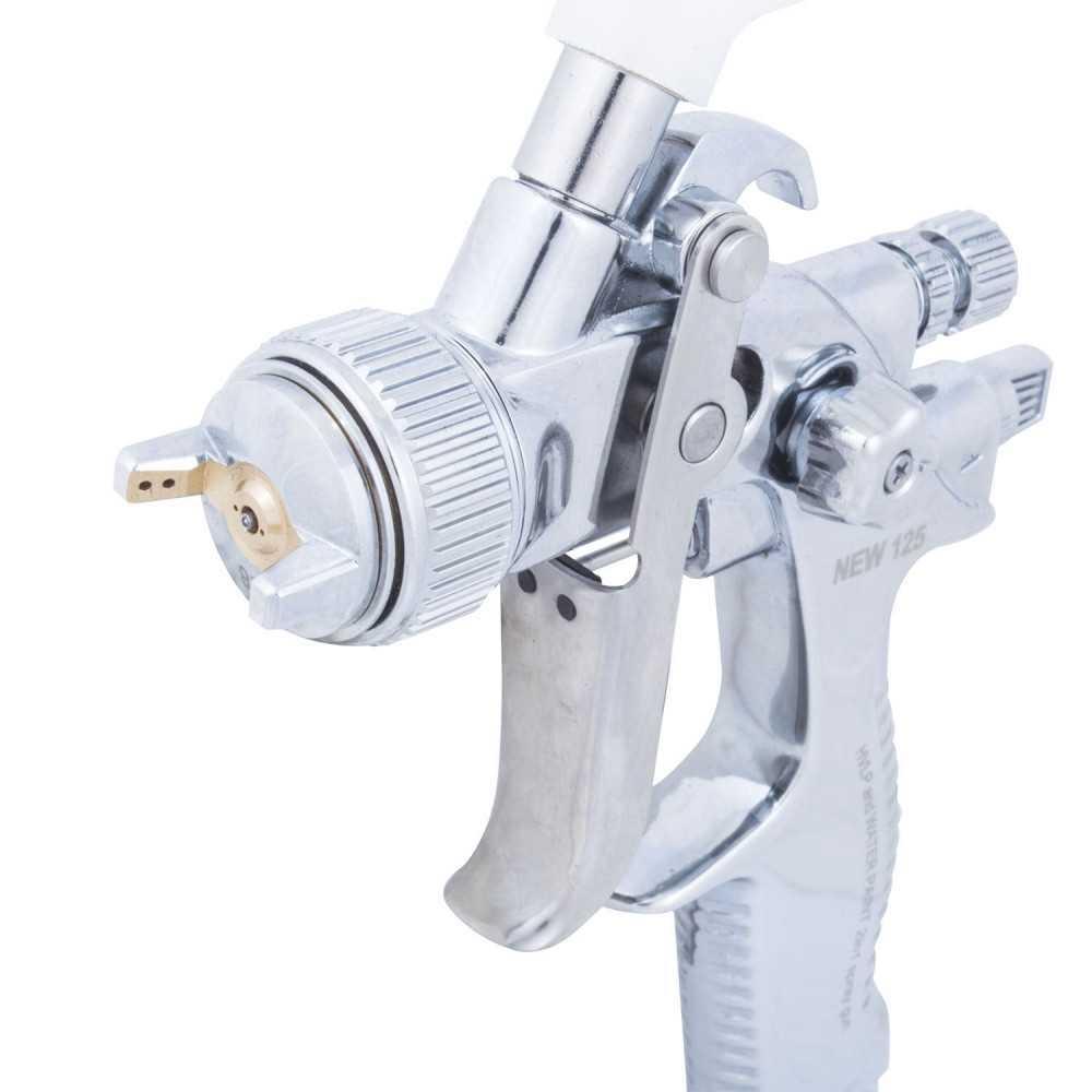 Pistola DE PINTAR RETOQUES BOQUILLA 0.8MM 0.125 LTS NEW 125 Muzi MI-MUZ-043100
