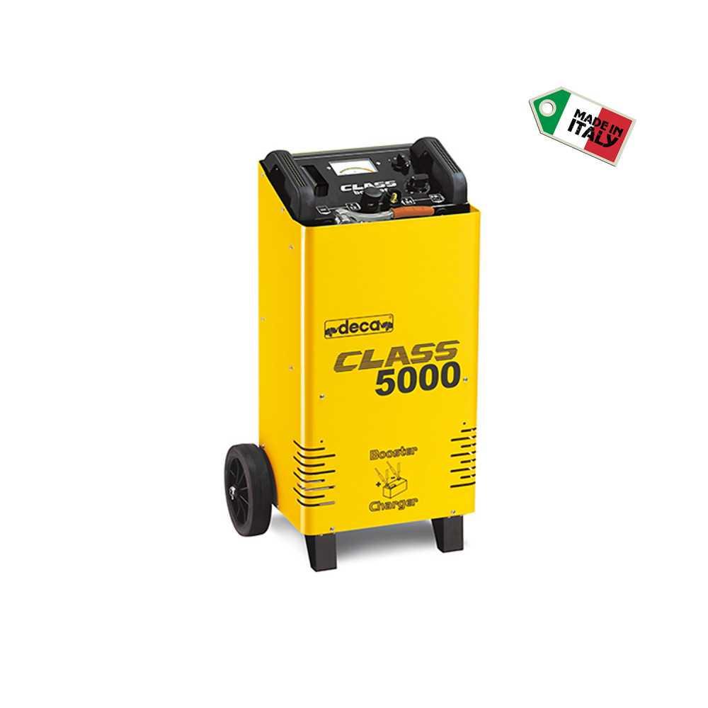 Cargador Partidor de Baterias 12/24V CLASS 500E (363500) Deca MI-DCA-33739