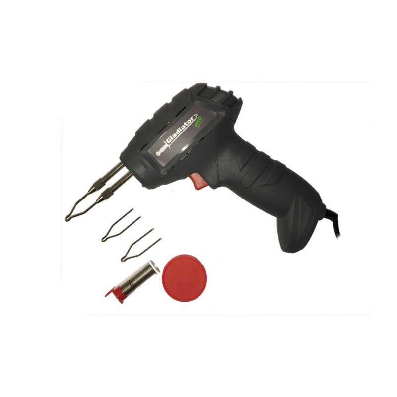 Cautín Pistola Soldador Eléctrico 100W SE 720K Gladiator MI-GLA-051899