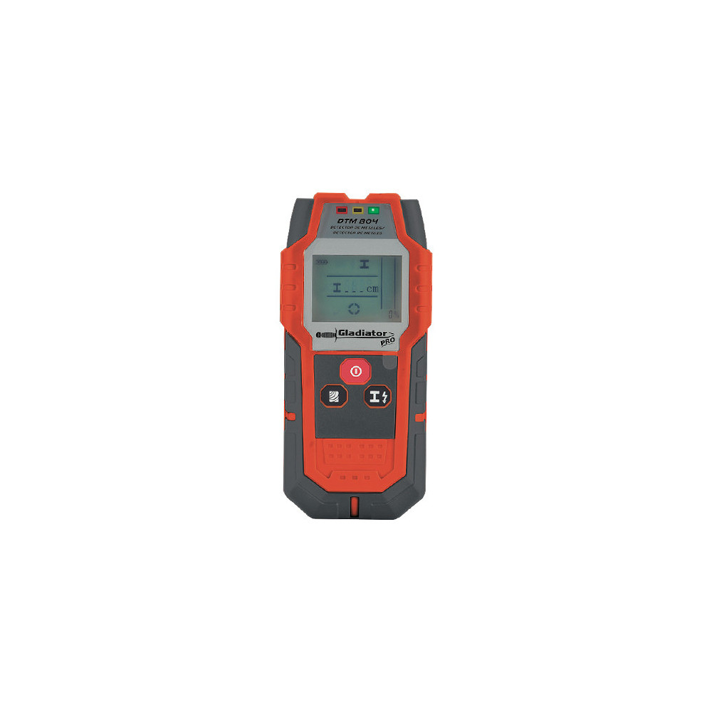 Detector de Materiales DTM 804 Gladiator MI-GLA-050434