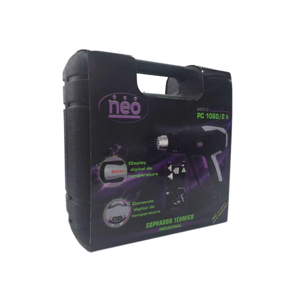 Pistola de Calor 2000W PC 1060/2K Neo MI-NEO-049953