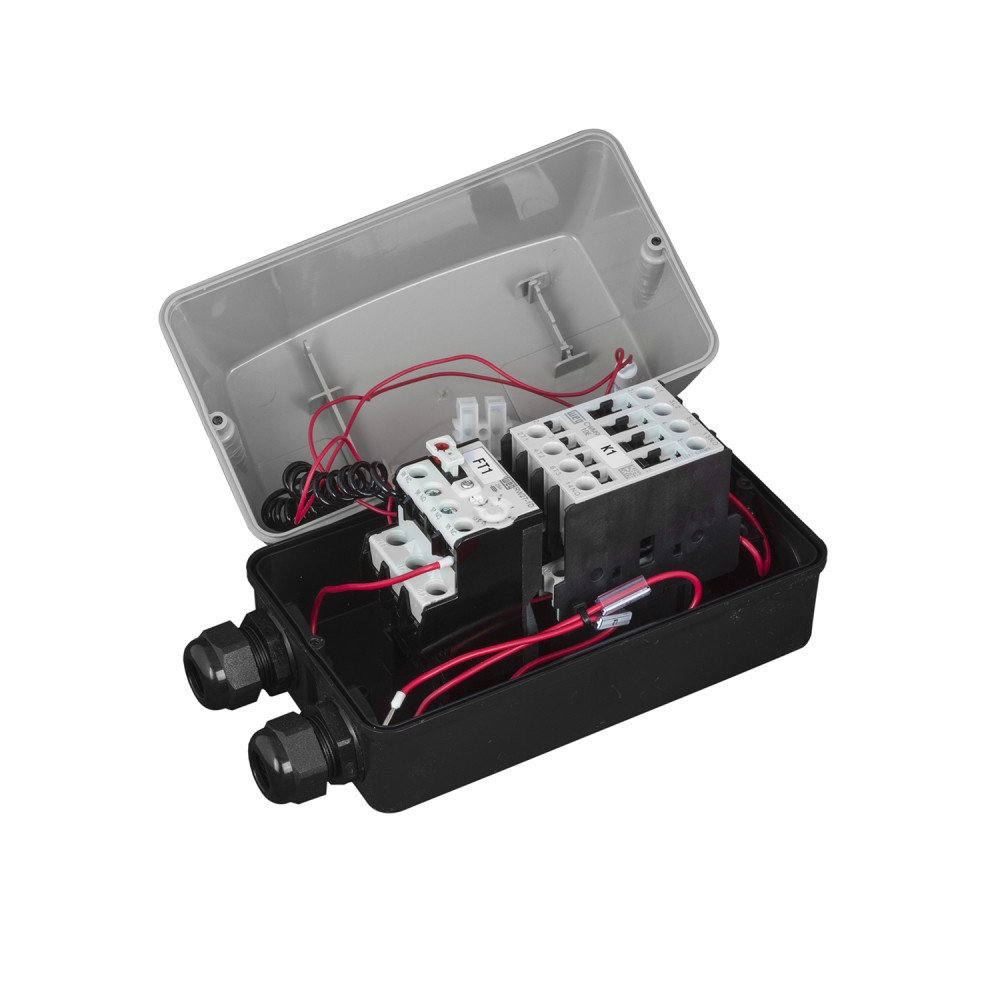 Partidor Compresor 7.5HP 380V 012.1025-0/AT Schulz MI-SCH-050410