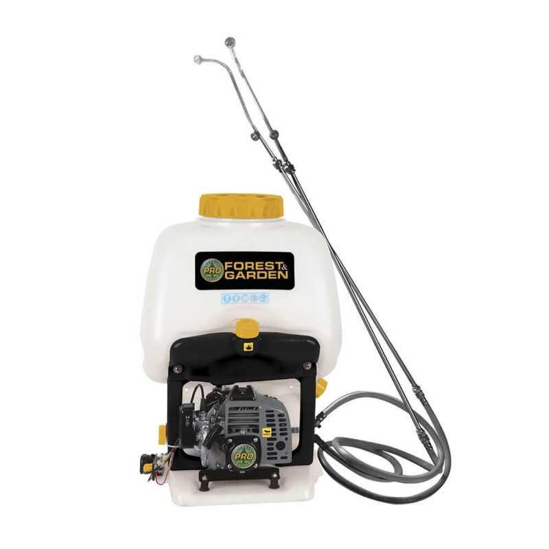 Pulverizador a Combustion 25.4cc 25 Lts. Forest And Garden MI-FYG-049983