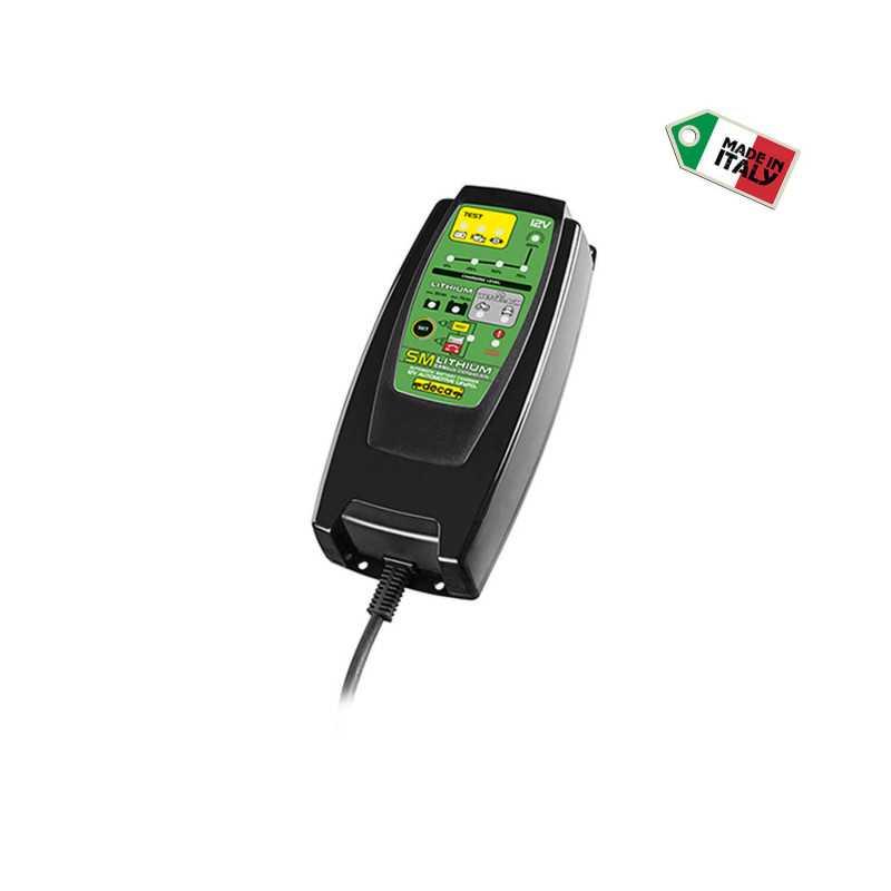 Cargador de Batería 12V SM Lithium (301300) Deca MI-DCA-050512