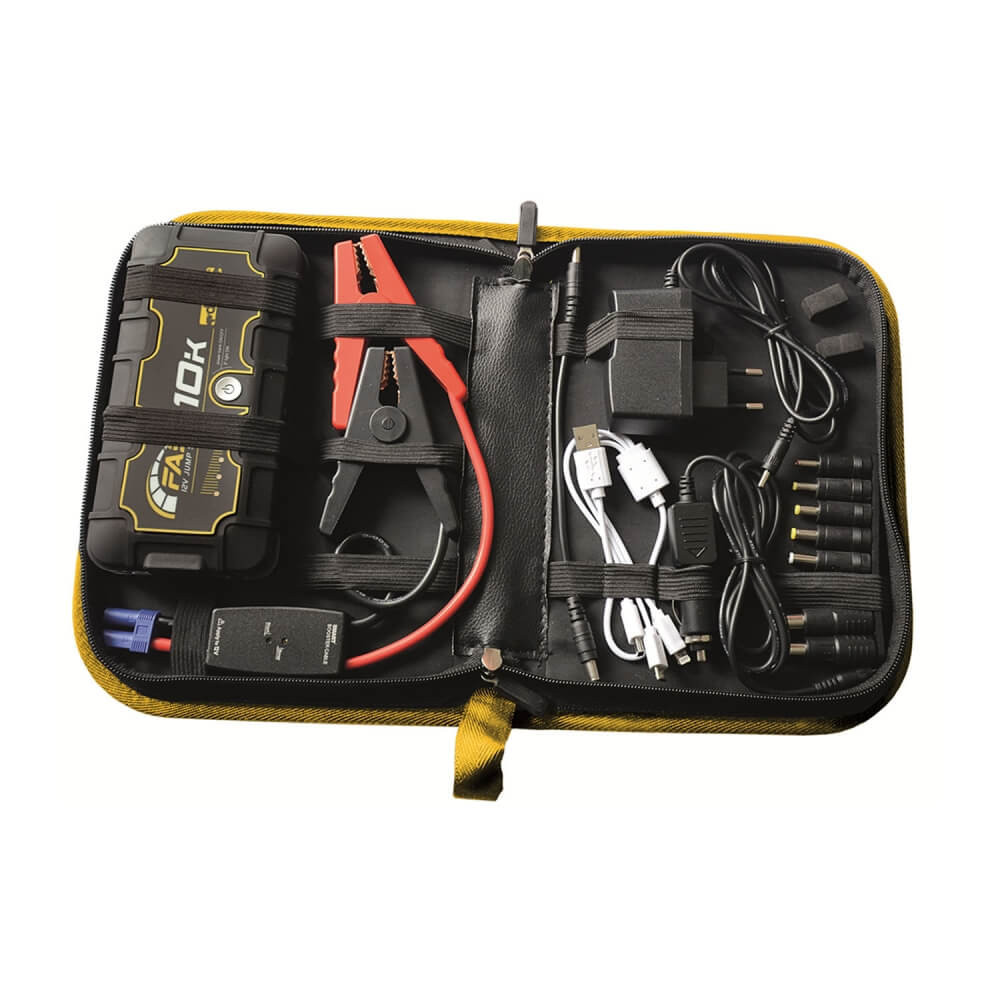 Arrancador de Batería Autónomo 12V Fast 10K 380700 Deca MI-DCA-053603