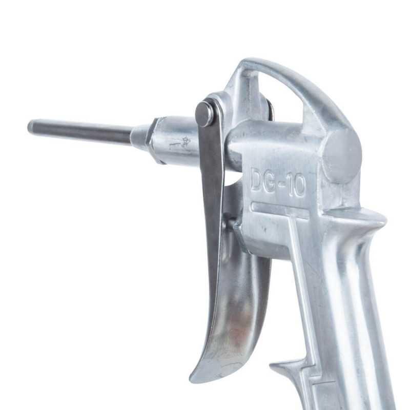 Pistola Sopletear Boquilla larga 2mm 120 PSI DG-10-3 Muzi MI-MUZ-39089