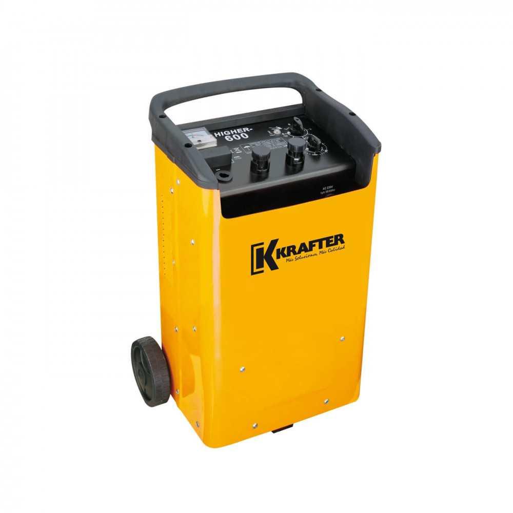 Cargador Partidor de Baterias 12 / 24 V HIGHER-600 Krafter 4435000000600