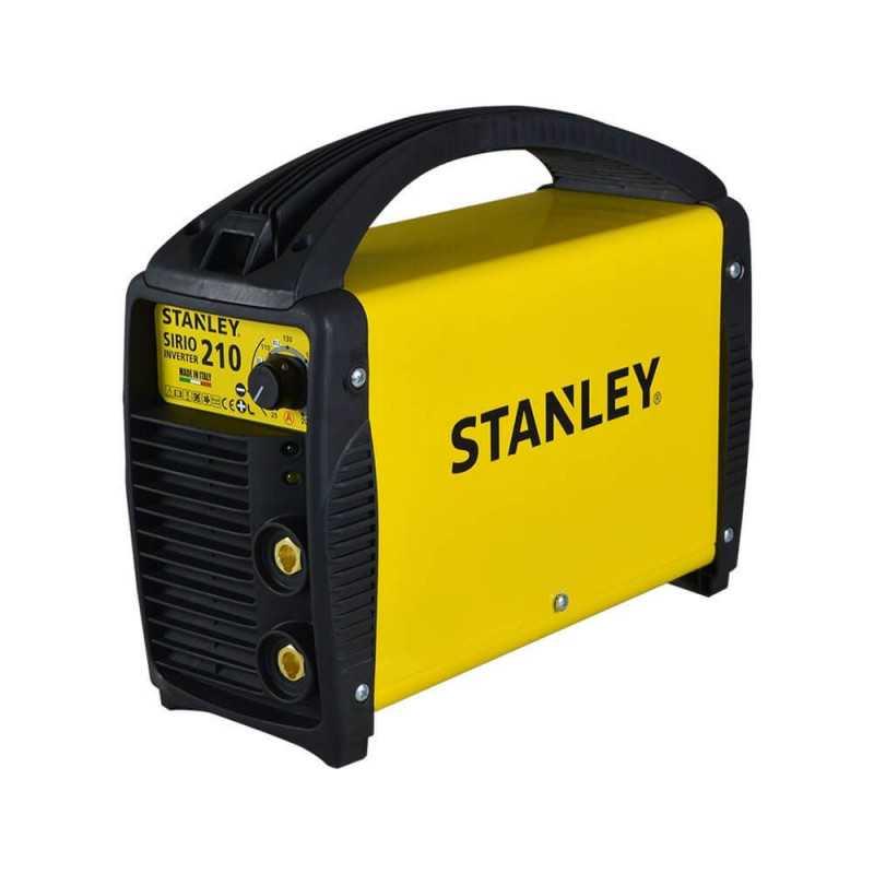 Soldadora Inverter 200A Sirio-210 MMA Stanley 24710023