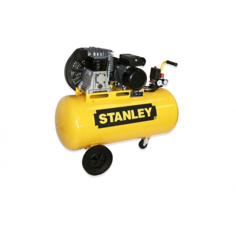 Compresor de Aire Monofásico 100L 2HP 131PSI B 251E/9/100 Stanley 24730037