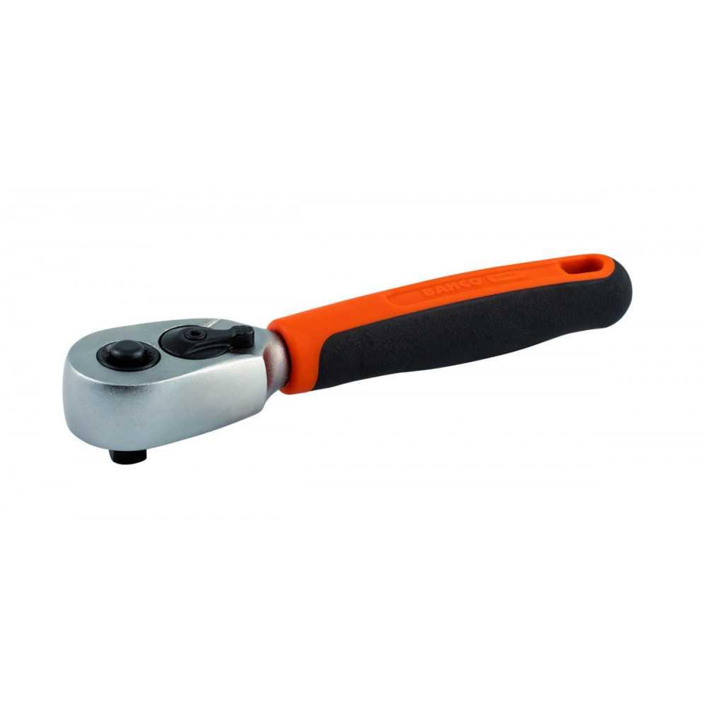 """Chicharra Reversible 1/4"""" 120 mm Bahco SBS61S"""