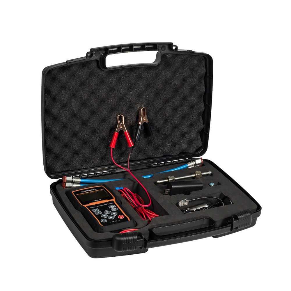Tester Medidor de Presión 0-2000 Bar CRD700 Foxwell MI-FOX-053339