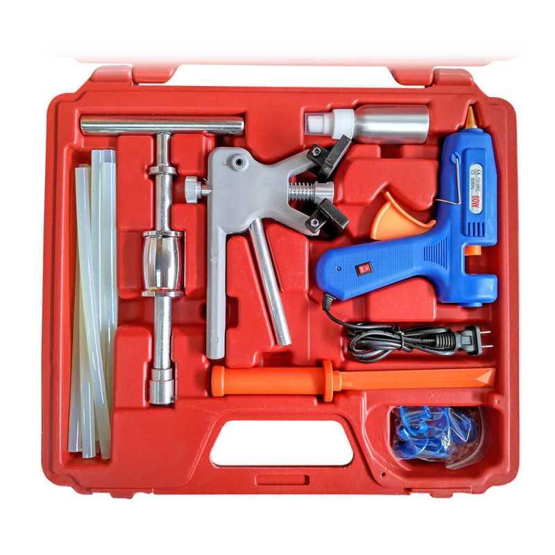 Kit Desabolladura 7 piezas HS E3524 Ktg Auto Tool MI-KTG-049685