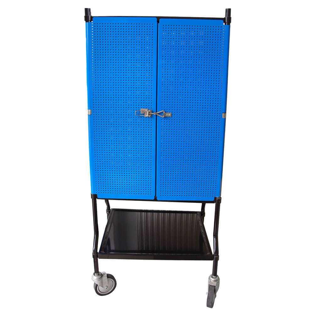 Gabinete Porta herramientas 2 puertas/ con ruedas TB002 Torin MI-TON-046632