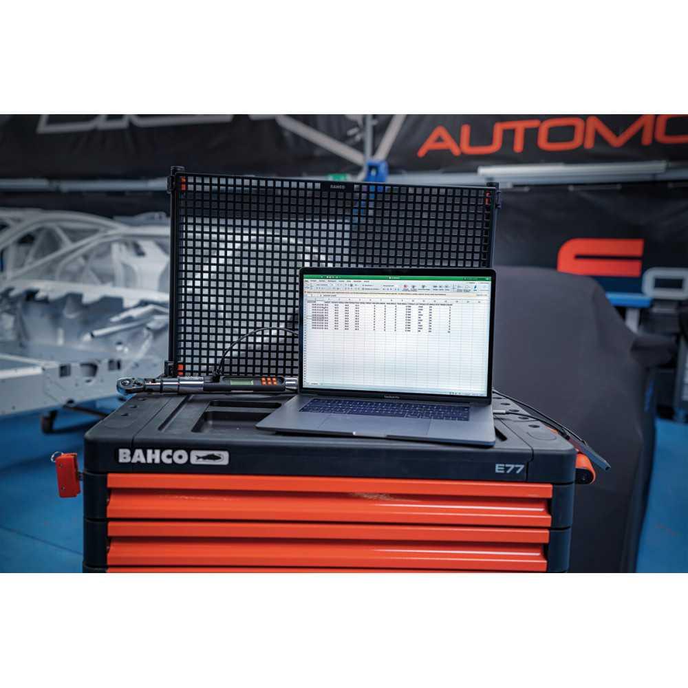 "Llave de Torque DIGITAL 1/2"" 17-340 Nm Bahco TAWM12340"
