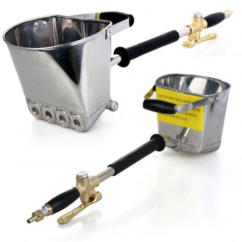 Lanzadora de mortero S-001 Novia Tools MI-NVT-051455