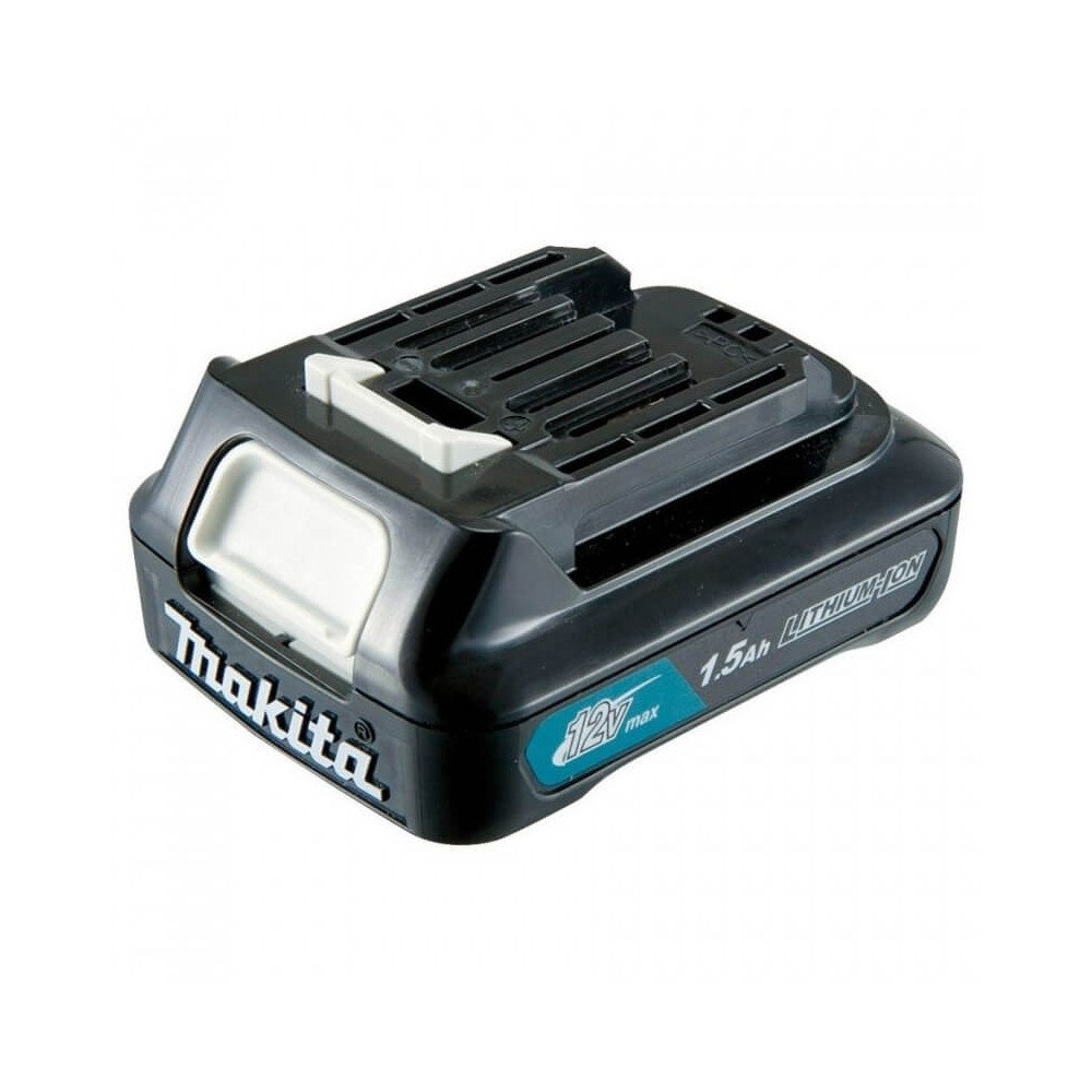 Chaqueta Térmica Talla XL CJ105D + Batería 12V MAX 1.5 Ah BL1015 + Cargador DC10WD Makita CJ105DZXL-1