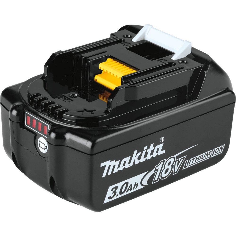 Chaqueta Térmica Talla 2XL DCV202Z 18V + Batería 18V 3Ah BL1830B + Cargador DC18SD Makita DCV202Z2XL-2