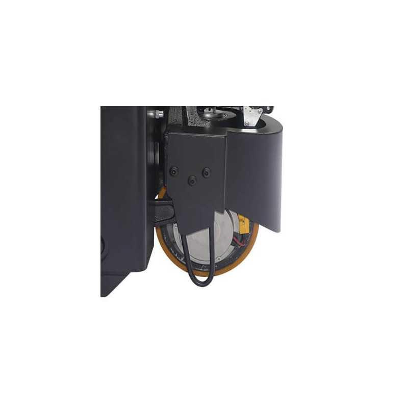 Transpaleta Full Eléctrica 1500KG 200MM Reddot SL15
