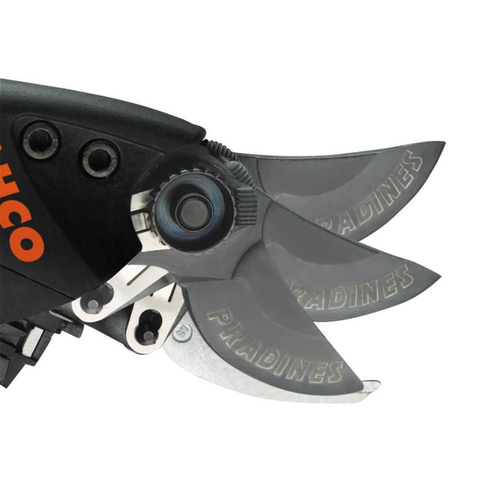 Tijera Podadora Inalámbrica con Batería de 865W 35mm Bahco BCL21