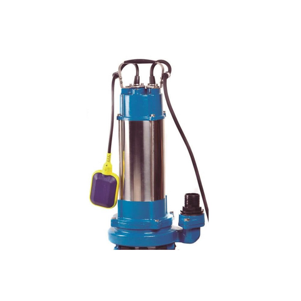 Bomba de Agua Sumergible Para Aguas Residuales 2 HP 220 V ESP16.2-22/1.5I AQUASTRONG ESP16222