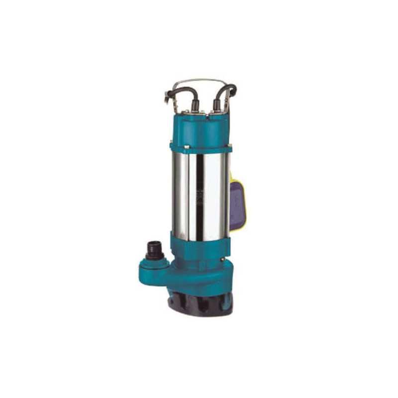 Bomba de Agua Sumergible Para Aguas Residuales 0.6 HP 220V ESP12-8.5/0.45I AQUASTRONG ESP1285