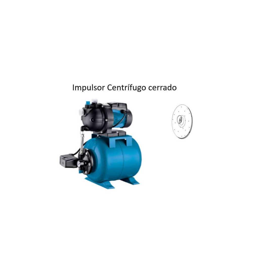 "Bomba de Agua Presurizadora 1""x1"" 1.5 HP 220V AQUASTRONG EKJ1100PA"