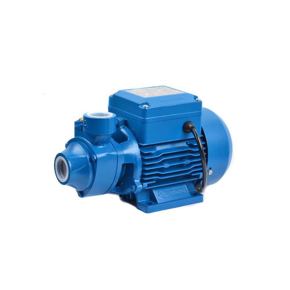 """Bomba de Agua Periférica 1"""" X 1"""" 0.5 HP Para Aguas Limpias AQUASTRONG EKM60"""