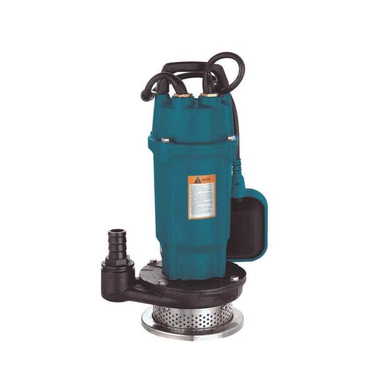 """Bomba de Agua Sumergible Drenaje 3/4"""" 1HP Aguas Limpias y Turbias. AQUASTRONG QDX1.5-32-0.75LA"""