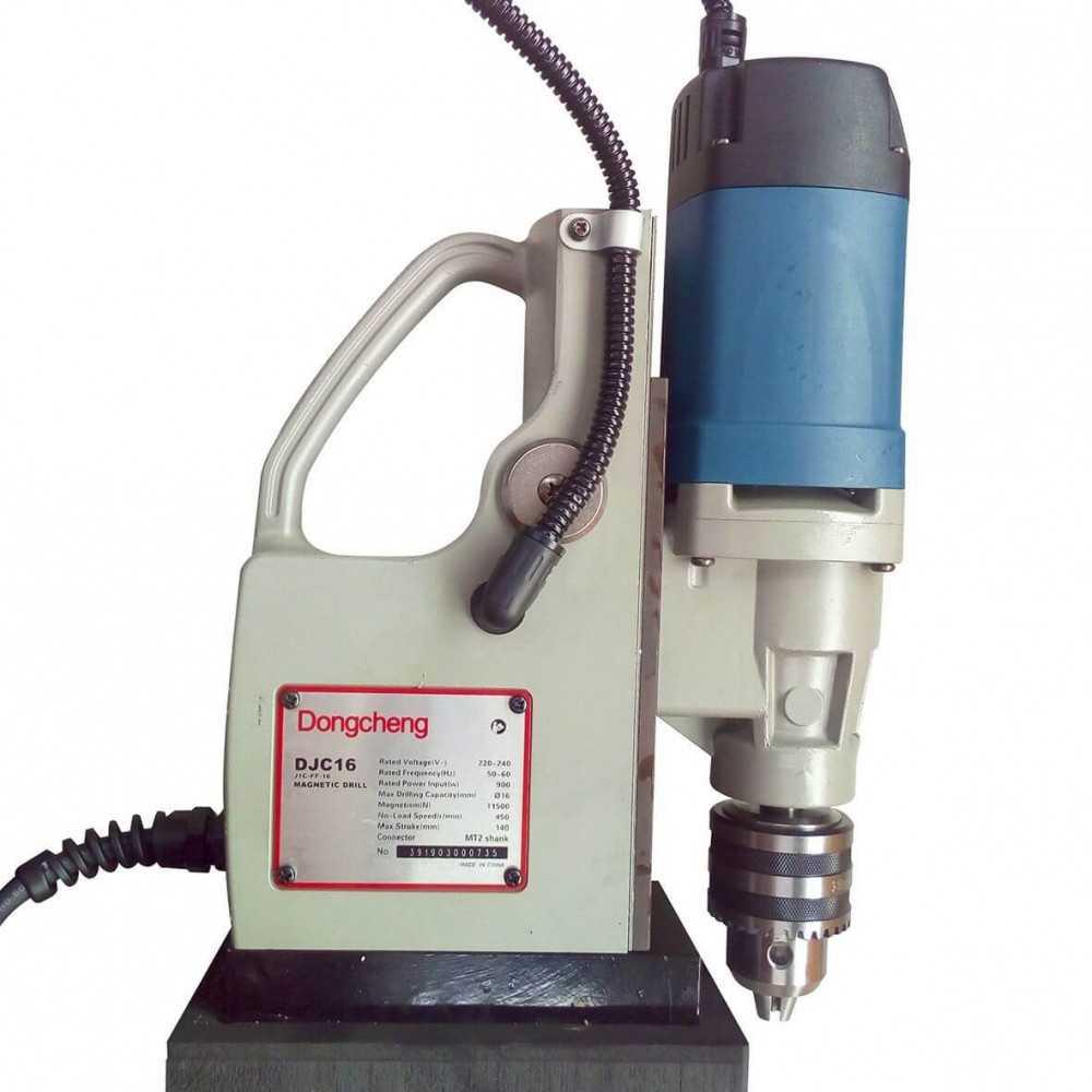 Taladro Magnético 16 MM 900 W DONGCHENG DJC16