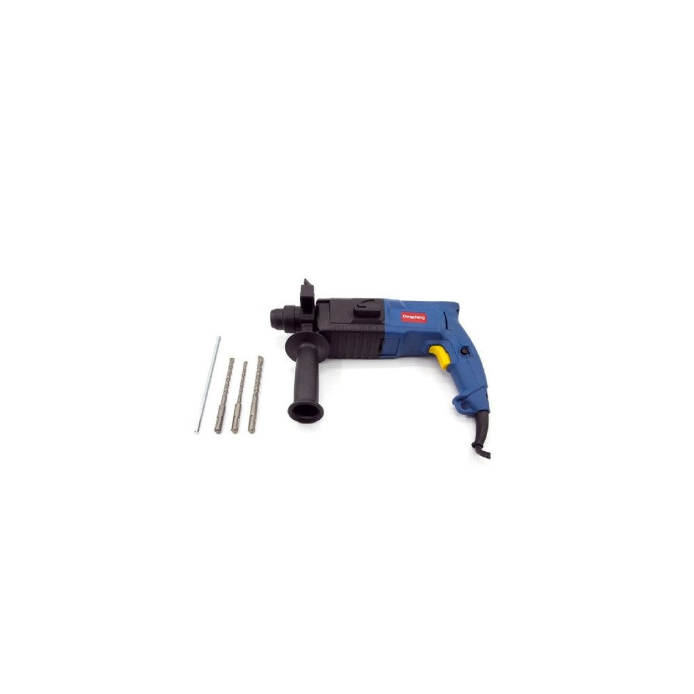 Rotomartillo SDS PLUS 500 W - 20 MM + Accesorios. DONGCHENG DZC02-20