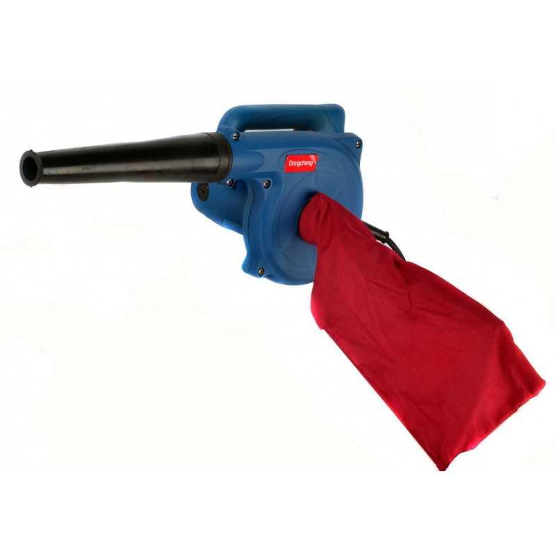 Soplador - Aspirador 450 W - 2.5 M3/MIN + Juego Carbones + Bolsa de Aire. DONGCHENG DQF25