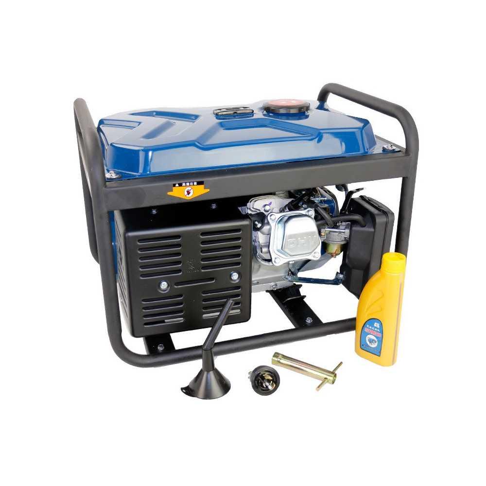 Generador Eléctrico a Gasolina 2800 W 208 CC . DONGCHENG DF3600