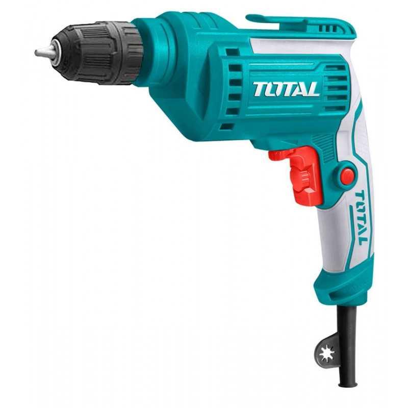 Taladro Atornillador Electrico 500W 10MM. Total Tools TD2051026-2