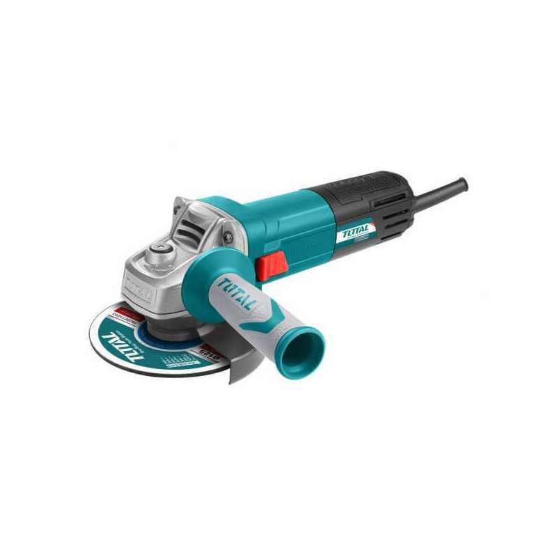 "Esmeril Angular Electrico 950W 4-1/2"" (115MM). Total Tools TG10911526"