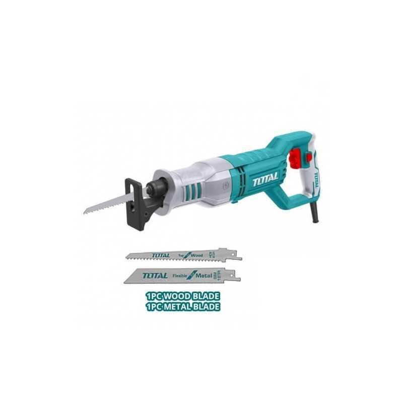 Sierra Sable 750 W 50/60Hz. Total Tools TS100806