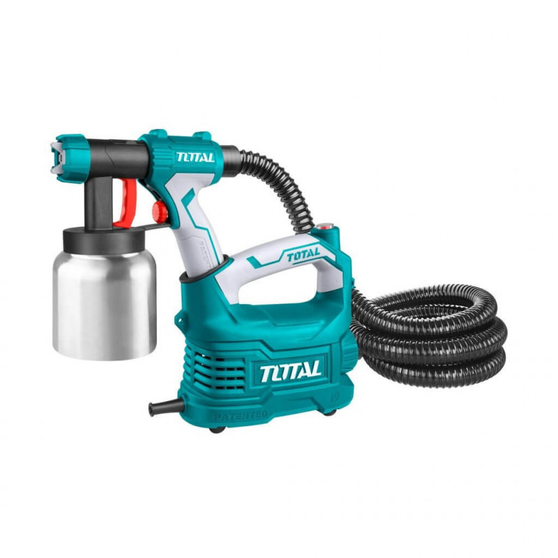 Pistola para Pintar Electrica 500 W - 800ML. Total Tools TT5006-2