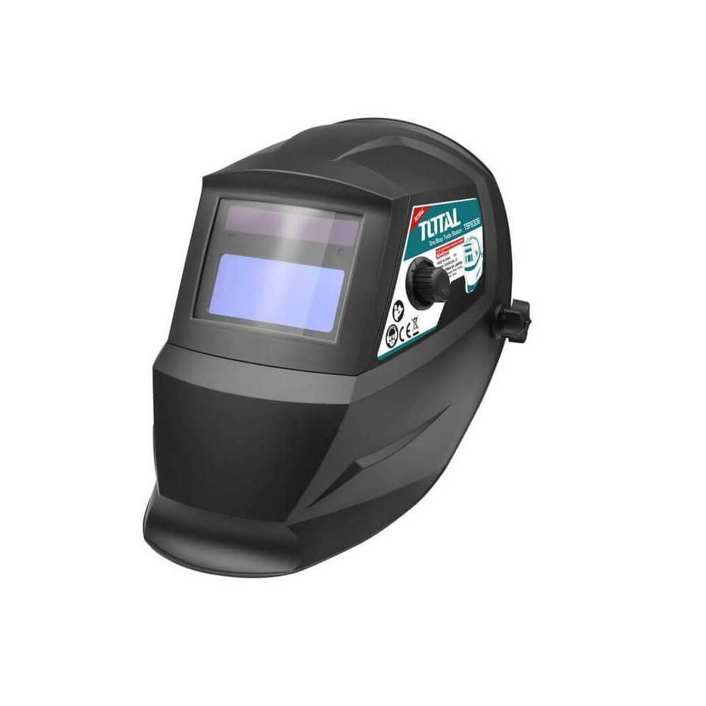 Máscara para soldar fotosensible 92x42mm. Total Tools TSP9306