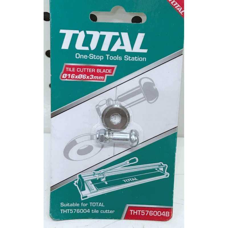 Rueda de Corte Cerámica 16 MM. Total Tools THT576004B