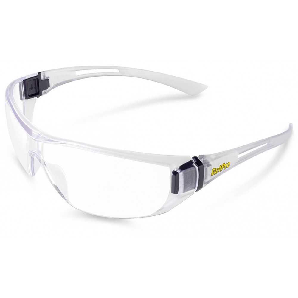 Lente de Seguridad Protección UV SHADE CLEAR 2241-HC Getpro 102172